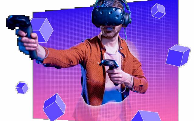 Профессия разработчик VR&AR