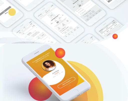 UX/UI Web-Design + Mobile