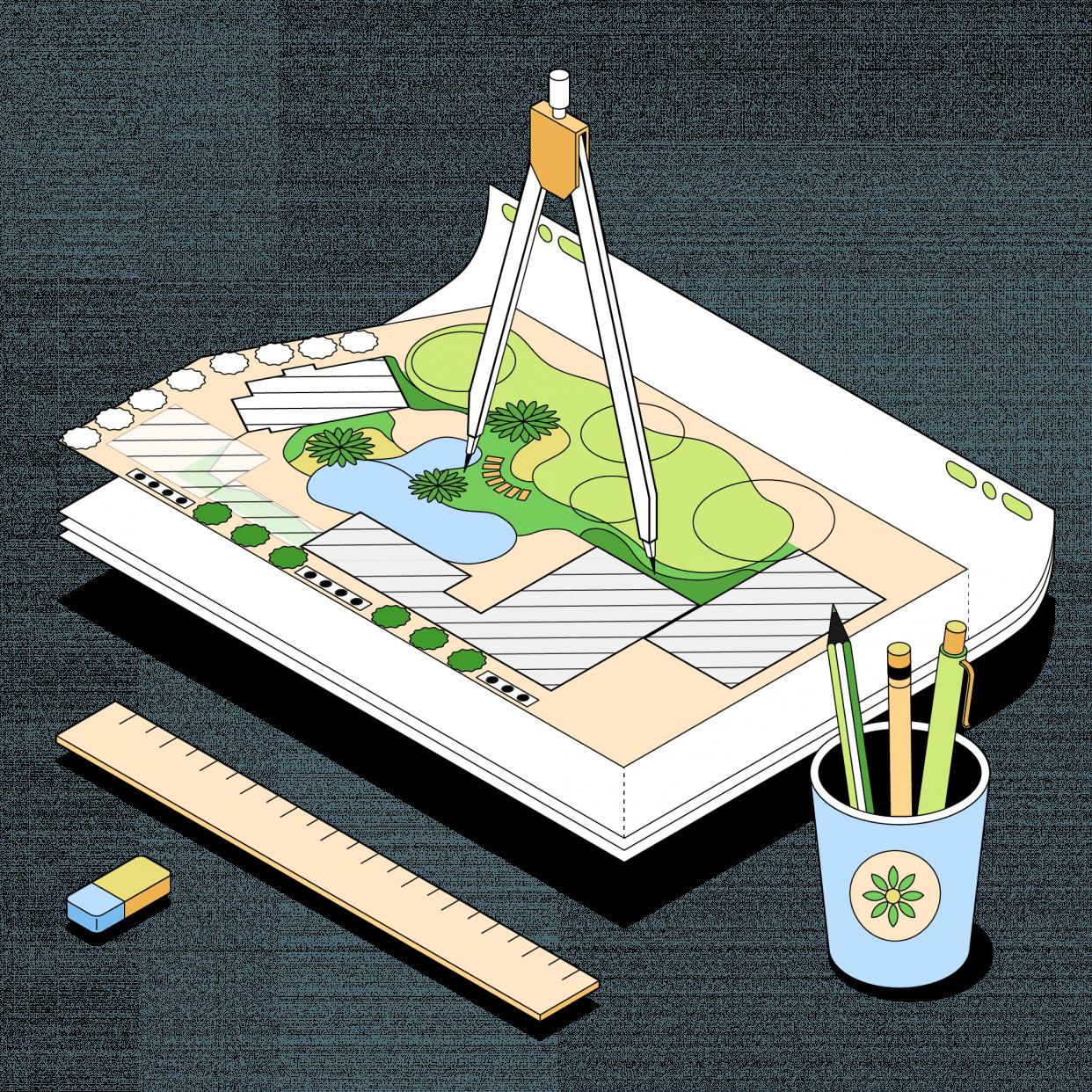Ландшафтный дизайнер