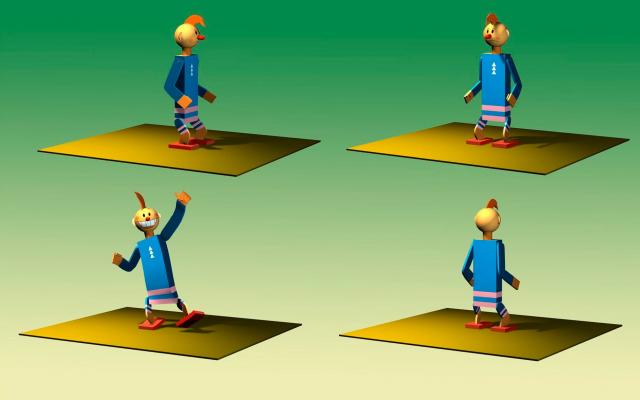 Autodesk Maya: Классическая анимация