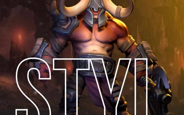 STYL — разработка стилизованных персонажей в 3D