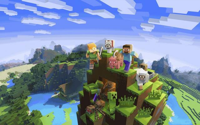 Программирование в Minecraft