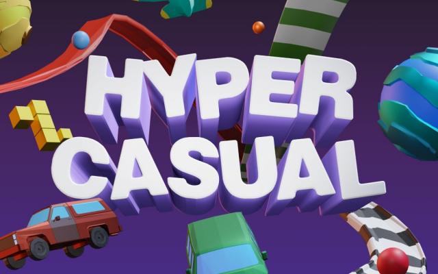 HYPER CASUAL — разработка мобильных игр