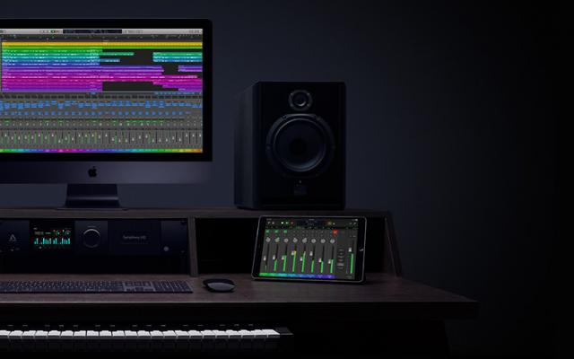 Работа со звуком в Apple Logic Pro X