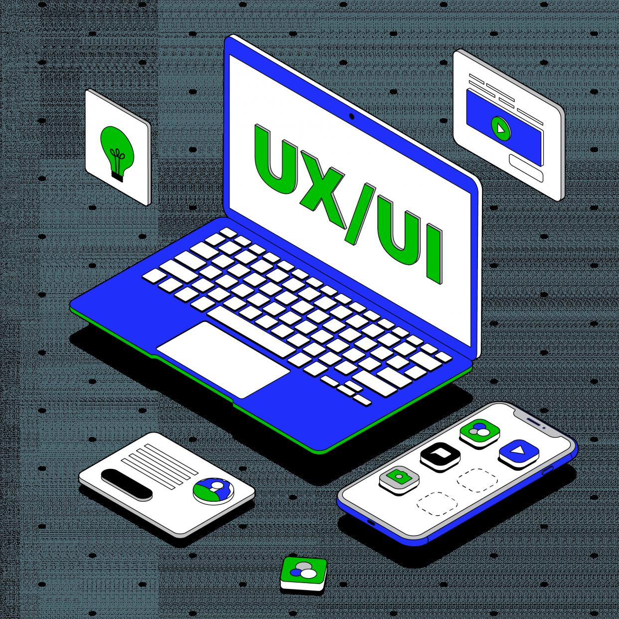 UX/UI-дизайнер