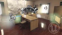 3D Интерьер 3.0 - Интеграция с Unreal Engine 4